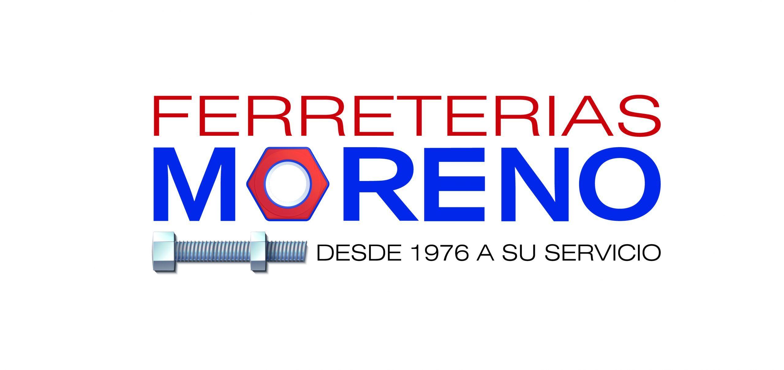 logo ferreterías Moreno